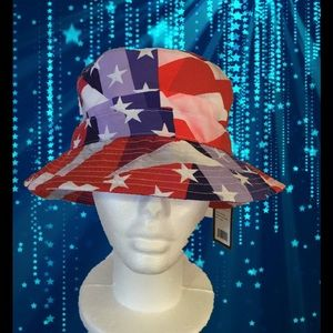 Patriotic American Flag Hat