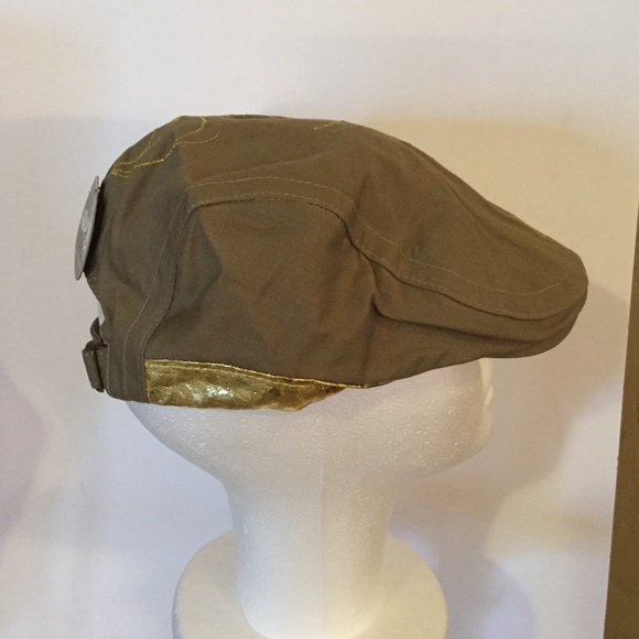 HowD Genuine Headwear Accessories - Scally Flat Cap