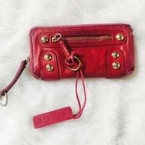 Linea Pelle Dylan Buttersoft Leather Wallet