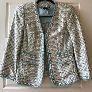Designer inspired blazer