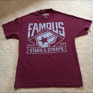 Famous Stars & Straps Other - Shirt, Famous Stars & Straps Since 1999