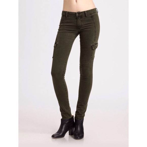 7429b097855c14 Vince Olive Skinny Cargo Pants. M_585327ef8f0fc4d27900bec7