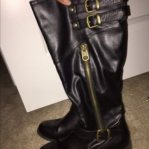 88% off Shoes - 🚫SOLD🚫 Chocolate riding boots from Muva ...