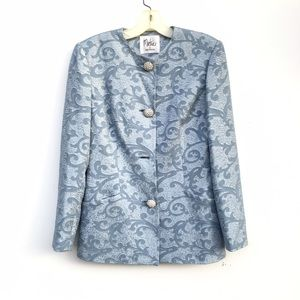 NWOT Elegant Light Blue Blazer