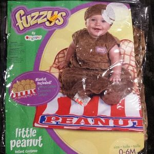 Other - Little peanut costume