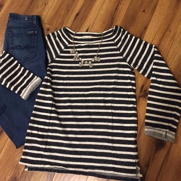 58% off Max Studio Sweaters - Max Studio Weekend Striped Soft ...