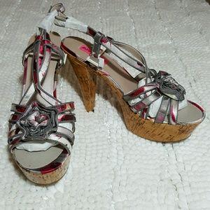 Betsey Johnson Shoes - NWOT BETSEY JOHNSON HEELS