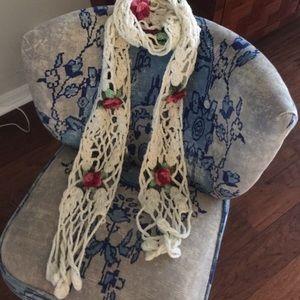 Handmade scarf Unique