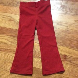 Submarine Other - Red hippie flare pants