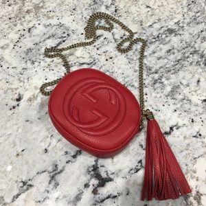 Gucci Handbags - Gucci - soho mini disco bag