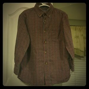 Class Club Other - Authentic Portuguese Flannel Shirt