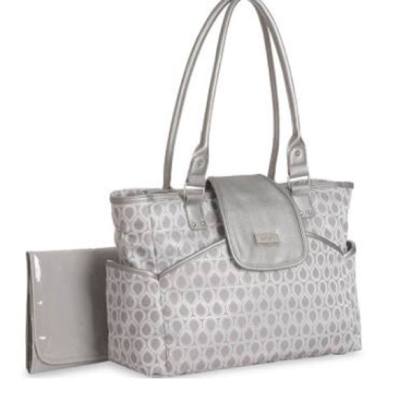 25 off carter 39 s handbags nwt carter 39 s diaper bag from. Black Bedroom Furniture Sets. Home Design Ideas