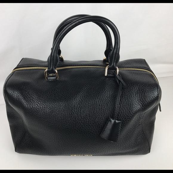 1eb1d40a451c Michael Kors Kirby Large Leather Satchel