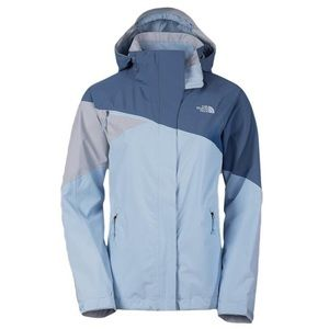 Blue Women's North Face Triclimate Jacket