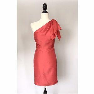 Jenny Yoo Dresses & Skirts - ☀️SALE☀️ JENNY YOO One Shoulder Cocktail Dress