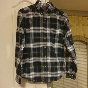 Class Club Other - Handsome Plaid 100% Cotton Button Down Shirt