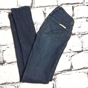 William Rast Denim - William Rast Jerri Ultra Skinny Jeans Size 25