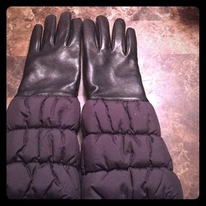 Echo Accessories - Echó Leather Gloves