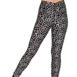 American Apparel Pants - RARE Giraffe Print Disco Pant | American Apparel