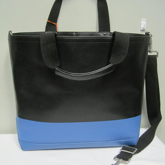 c476098eba7a Jack Spade Dipped Leather Tote Bag  398