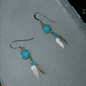 Boheme Jewelry - Turquoise Sterling Silver