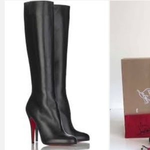 a88fa591eb5 christian louboutin boots over the knee where can i buy louboutin shoes