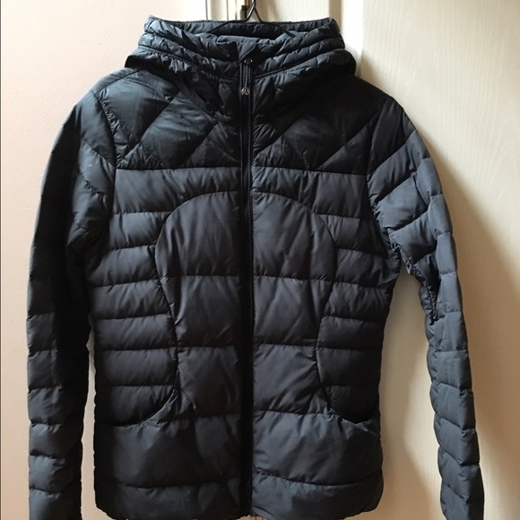 lululemon athletica Jackets   Blazers - Lululemon Fluffin Awesome Down  Jacket Size 8 eaf0b09ca