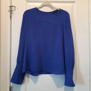 NWOT J Crew Collection Silk blouse