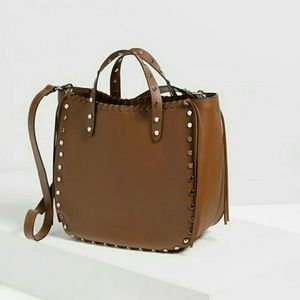 Zara studded bag