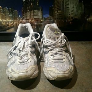 369af596def Asics Shoes   Gel 1150 Duo Max T065n Whitegray Size 10   Poshmark