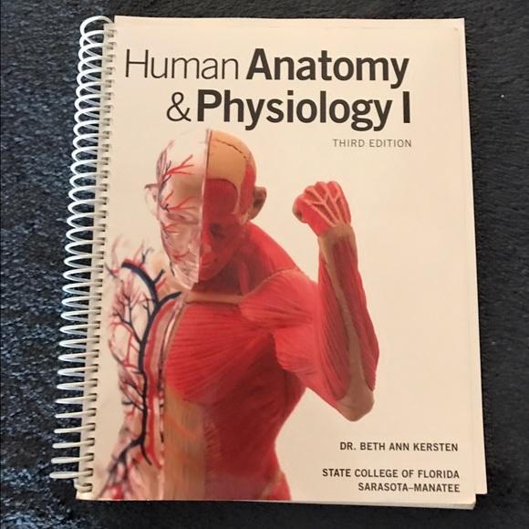 Other Human Anatomy Physiology 1 3rd Ed Workbook Poshmark