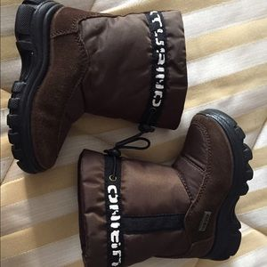 Naturino Other - Naturino Brown Snow Boots Boys, Sz 20 (US4.5)
