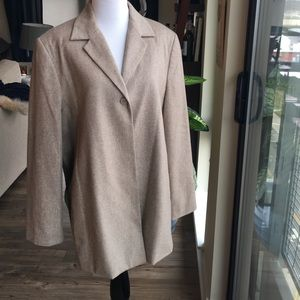 Lord & Taylor Jackets & Blazers - Lord & Taylor Wool & Cashmere Coat