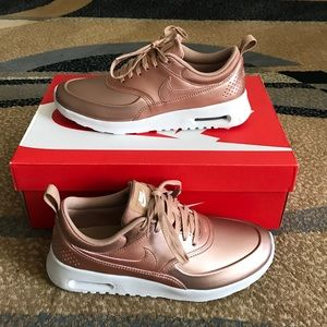 Nike Shoes - ROSE GOLD AIR MAX THEA SE