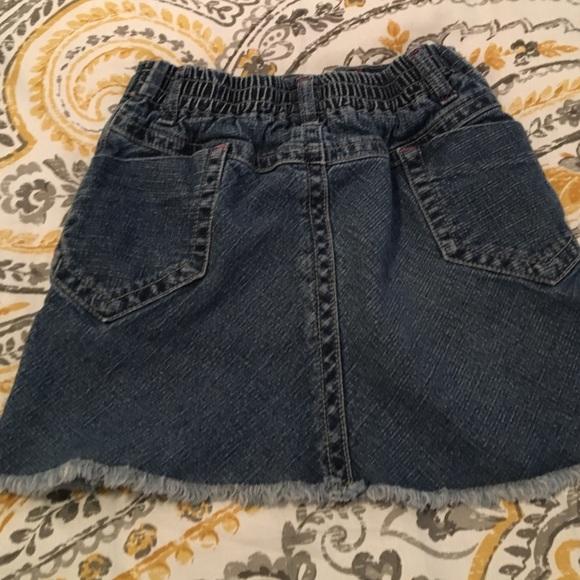 Whatever Girl - Girls size 4 denim skirt Whatever girl brand from ...