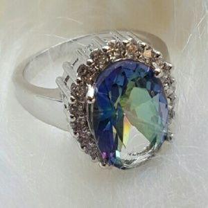 Moda Ragazza Jewelry - ⭐NEW! Beautiful Mystical 18K White Gold Filled
