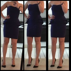 a'gaci Dresses & Skirts - Brand New Navy Blue A'GACI Dress