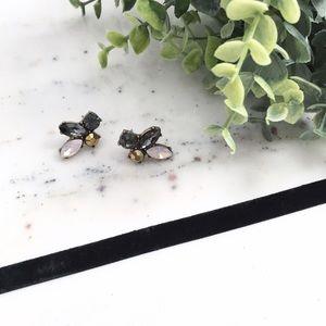 "Erica Rose Jewelry - ""Evie"" Necklace || Black Faux-Velvet Choker"
