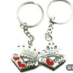 Other - Pair of keychains