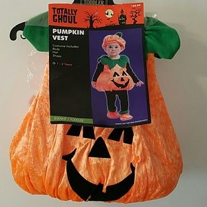 Totally Ghoul Other - Baby Lil' Pumpkin Costume