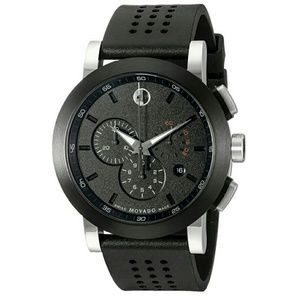 Movado  Other - NWT $1,200 movado museum perforated sport watch.