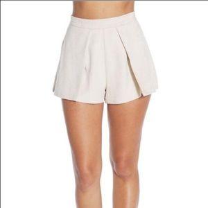 Luxxel Black Layered Shorts