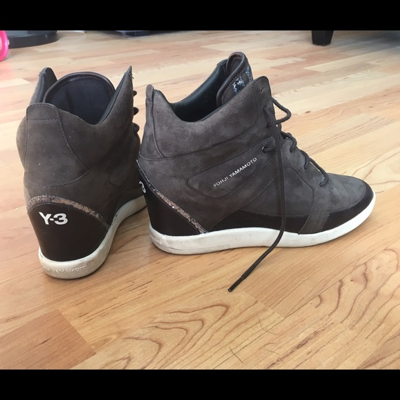 d8a2cb2ee1875 Adidas Shoes - Y-3 Women s Wedge Sneaker
