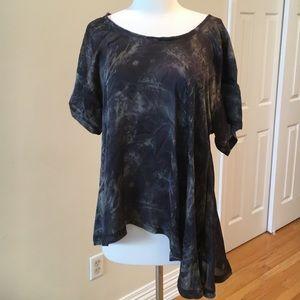 EDUN Tops - EDUN silk blouse