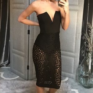 Bodysuit dress