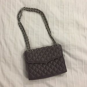 Rebecca Minkoff Studded Mini-Quilted Affair