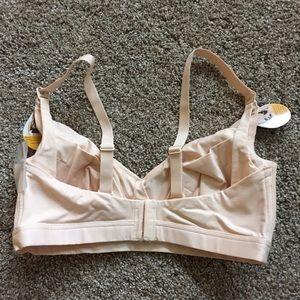 2d186622fc Simple Wishes Intimates   Sleepwear - SimpleWishes Supermom Maternity Bra -  Nude