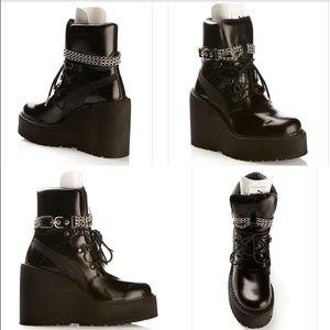 Rihanna Fenty Bottes Noires Puma 1YkJoV8nhl