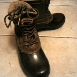Other - Brown Kid's Hunter Boots