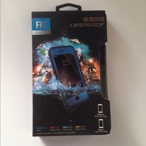 LifeProof Other - NEW LIFEPROOF FRE iPhone 6/6s case Blue